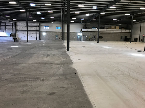 epoxy warehouse floor coatings