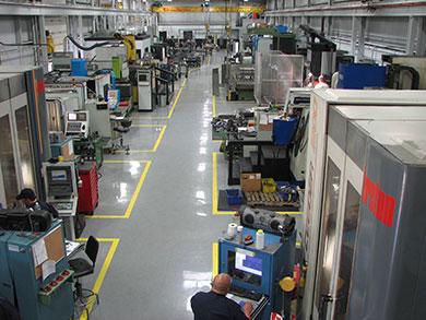 Industrial Concrete Flooring Sarnia Ontario