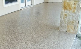 Residential Epoxy Flooring, Windsor, Ontario