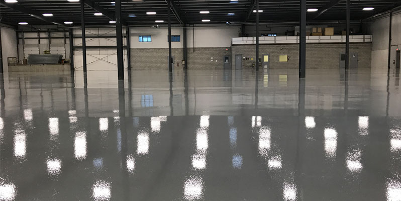 Warehouse Flooring, epoxy warehouse floor coatings