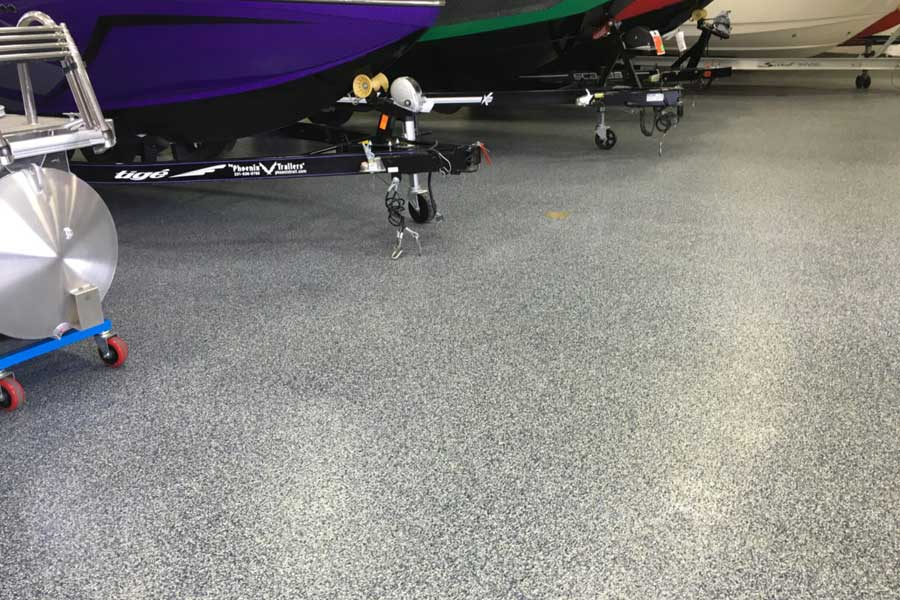 Polyurethan Floor Coating