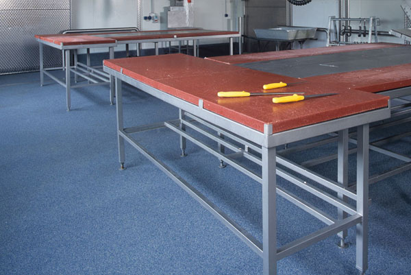 Commercial Kitchen Floor, Leamington